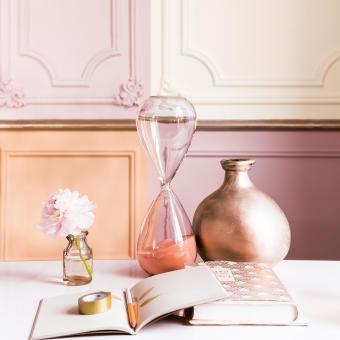 trend 2015 pasteller rosa spegeldörrar