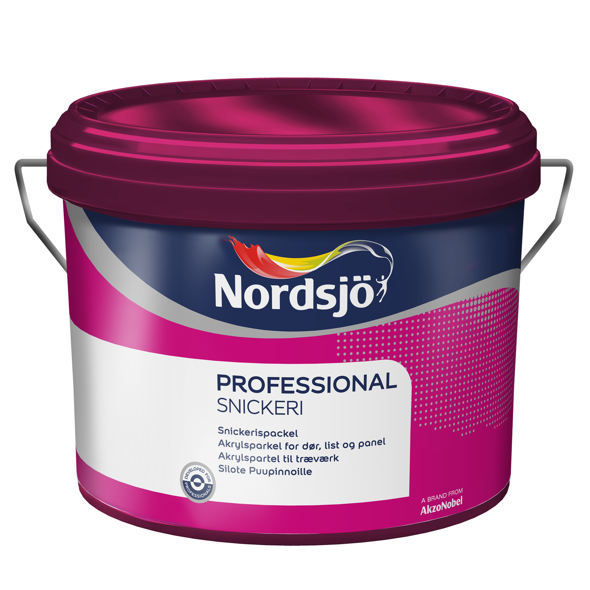 Nordsjö Professional Snickerispackel
